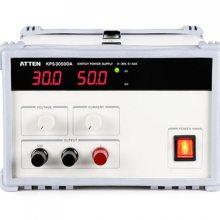 安泰信ATTEN大功率可调直流稳压电源KPS3030DA成都西野重庆代理