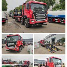 K5系列挖机拖车 江淮四桥拖板车规格 457后桥挖板车工厂销售