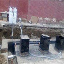 印刷一体化污水处理设备养殖废水地埋式污水处理设备