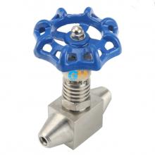 供应J61Y高温高压截止阀 仪表阀门 针型阀 对焊高压截止阀