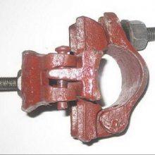 陕西48钢架管扣件 建筑十字转向扣件 工地脚手架配件批发 国标扣件质量好