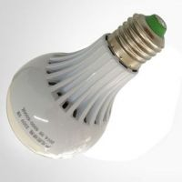 西安LED声光控开关一体球泡|LED感应灯泡|楼道感应灯厂家直销