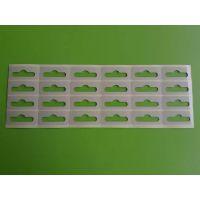 广州优质自粘胶贴挂钩厂家直销PVC透明环保补强型塑料挂钩