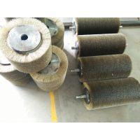 佛山嘉迪昊定制钢管刷毛刺机刷轮厂家