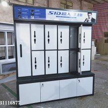 汕头 米家 智能锁展示柜系统卖锁具的展示柜