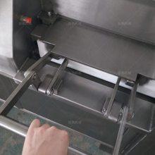 河北切丁机知母姜黄切丁切粒机器怎样快速切丁