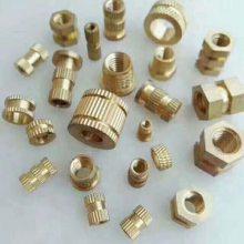 铜件加工-铨硕精密-数控走心机加工铜件
