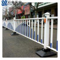 惠州 厂家直销市政道路护栏 人行道路隔离栏 道路交通隔离护栏