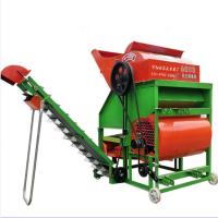 干湿两用花生摘果机 家用花生摘果机价格 自动装袋去秧机