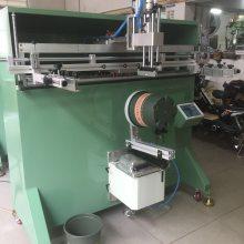 烟台市机油桶滚印机机油瓶网印机塑料桶丝印机涂料桶丝网印刷机