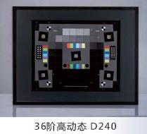 宽动态范围测试卡36阶噪点色块120db