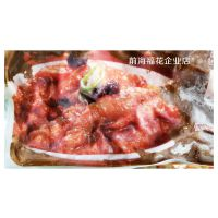 广东顺丰包邮  康厨广州饮茶【酱味凤爪】港式茶点 共12斤