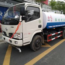 东风多利卡5吨绿化喷洒车厂家直销