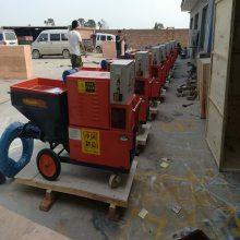 DCSP-3II快速砂浆喷涂机 矿用潮喷机 水泥砂浆喷涂机 腻子粉喷涂机 图片