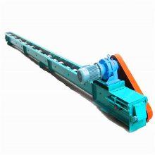能耗低水泥刮板输送机_全自动链条式刮板输送机_通用型冶金行业用刮板输送机价格