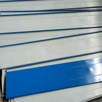 建筑施工围挡 PVC护栏围挡 封闭式蓝色围板