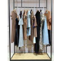 城市衣柜女装西单品牌折扣店加盟杭州品牌女装尾货批发市场在哪里进货渠道甜美蕾丝棉衣