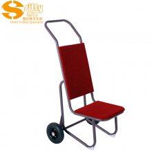 专业生产SITTY斯迪99.2301铁质餐椅运送车