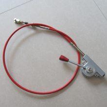 洒水车油罐车取力器拉线 明锐取力器软轴