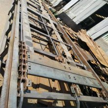 板链输送线运输平稳 家电生产线链板运输机
