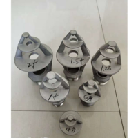 不锈钢三盘冷却塔喷头 三溅式不锈钢喷头 4分-2寸价格多少 品牌成信