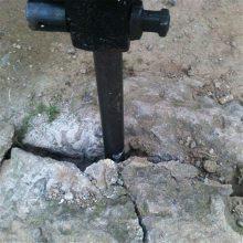 海川手持式汽油镐 水泥路面凿岩破碎镐 便携式汽油镐厂家