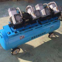 彼迪直供 全无油空气压缩机 环保水处理配套无油空压机