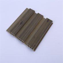 嘉兴 生态木厂家 木塑长城板 工程供应