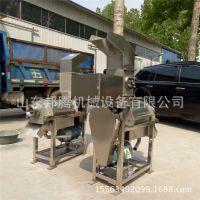 质量保证大型工业螺旋榨汁机 水果脱汁机 出口大产量榨汁机热销