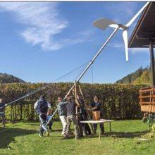 与众不同的晟成30千瓦风力发电机专业制造家用30kw风力发电机 控制器 逆变器