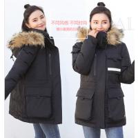 2018新款加厚宽松学生外套潮韩版外套面包服情侣羽绒服棉衣女