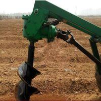 自动钻坑植树挖坑机 道路绿化种植挖坑机