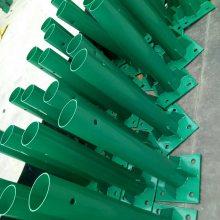 宁夏波形护栏西藏乡村公路波形护栏云南高速护栏板喷塑防阻块Gr-A-2B2 Gr-SB-2B2