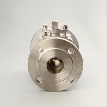 厂家供应 Q41F不锈钢法兰球阀 衬氟密封球阀