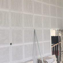 诺德穿孔硅酸钙板 浙江杭州穿孔吸音板生产厂家