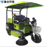 全封闭驾驶式扫地车厂家-济宁集合达清洁设备-江西扫地车