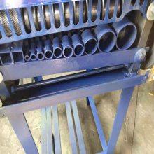 小型废旧铜线扒皮机 电线去皮设备