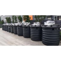 中小型生活污水处理设备厂家_日式一体化埋地净化槽