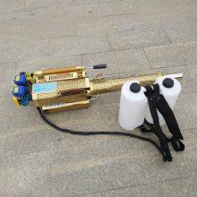 优质新款汽油果园雾药机 120C型大棚蔬菜喷雾器 电磁脉冲式弥雾机