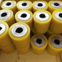 高耐磨聚氨酯胶辊 聚氨酯包胶辊筒 耐磨聚氨酯包胶轮 PU包胶轮