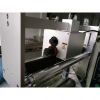 厂家直销充气蛋黄派包装机水果口味蛋糕包装机械售后有保障