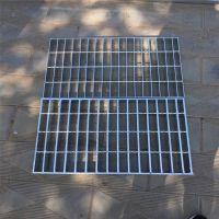 平台踏步格栅 地沟排水格栅 镀锌排水格栅