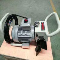 手持式钢板坡口机 手动推进钢板坡口机 角度可调钢板倒角机
