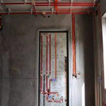 天古装饰隐蔽工程水电工艺:水电走天、天古工地的优势