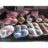 大量批发儿童智力餐具