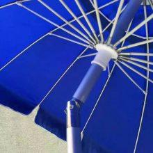 16骨沙滩伞定做、户外遮阳伞、户外广告太阳伞加工厂