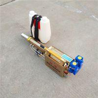热销蔬菜大棚专用弥雾机 汽油双管式弥雾机价格优惠