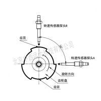 中西 转速表/防倒转传感器 型号:ZXJ-5D库号:M366863
