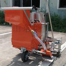 手推式马路划线机价格 热熔划线机 加热快热熔划线机