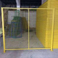 珠海车间防护网 仓库隔离网 电力设备防护栏